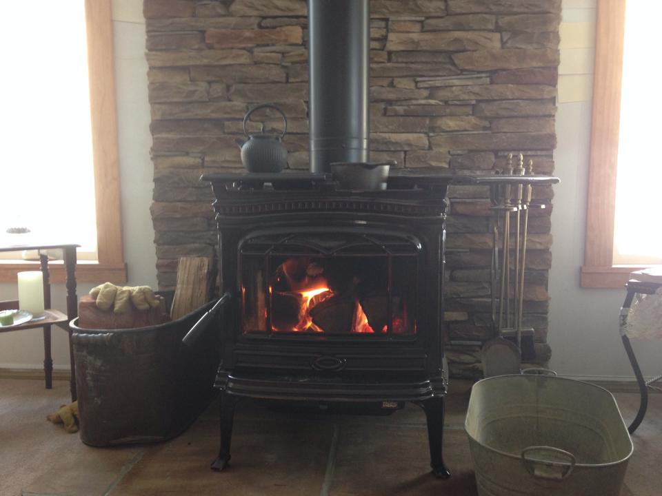 Alderlea T-5 Classic Wood Stove